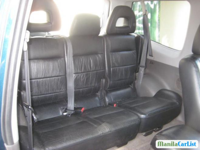 Picture of Mitsubishi Pajero Manual 2001