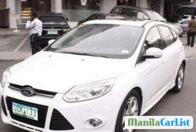 Pictures of Ford Focus Automatic 2013
