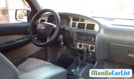 Ford Everest Automatic 2004