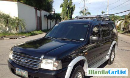 Picture of Ford Everest Automatic 2004 in Philippines