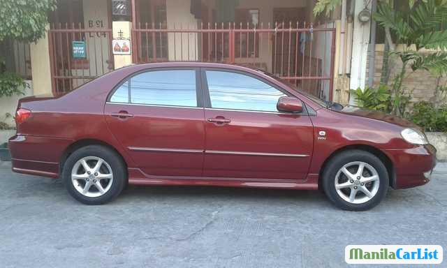 Picture of Toyota Corolla Automatic 2002