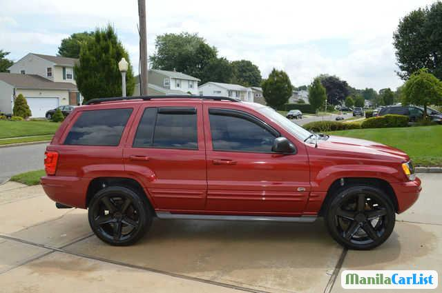 Picture of Jeep Cherokee Automatic 2002