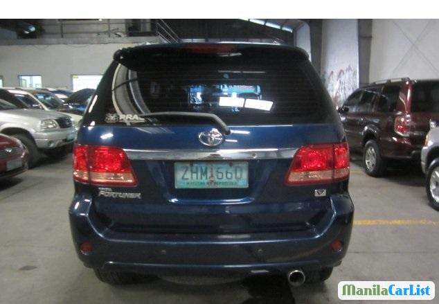 Toyota Fortuner Automatic 2007 in Philippines