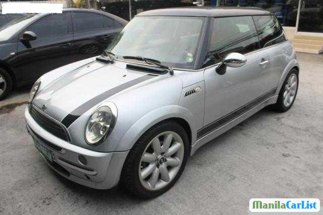 Pictures of Mini Cooper Automatic 2002