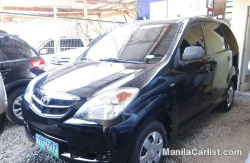 Picture of Toyota Avanza Manual 2011