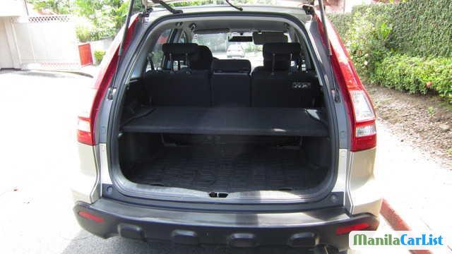 Honda CR-V Automatic 2007 in Bohol