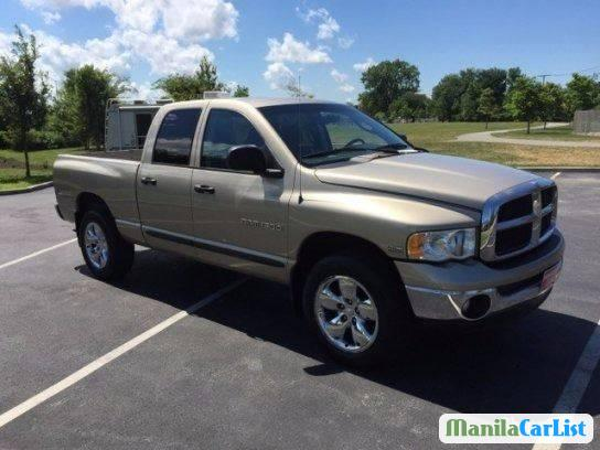 Picture of Dodge RAM Manual 2004