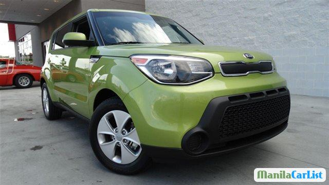 Pictures of Kia Soul Automatic 2015