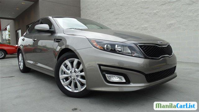 Pictures of Kia Optima Automatic 2014