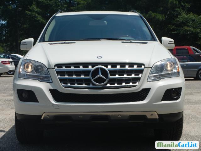 Mercedes Benz M-Class Automatic 2011 - image 2