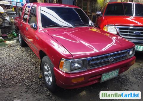 Picture of Toyota Hilux 1999