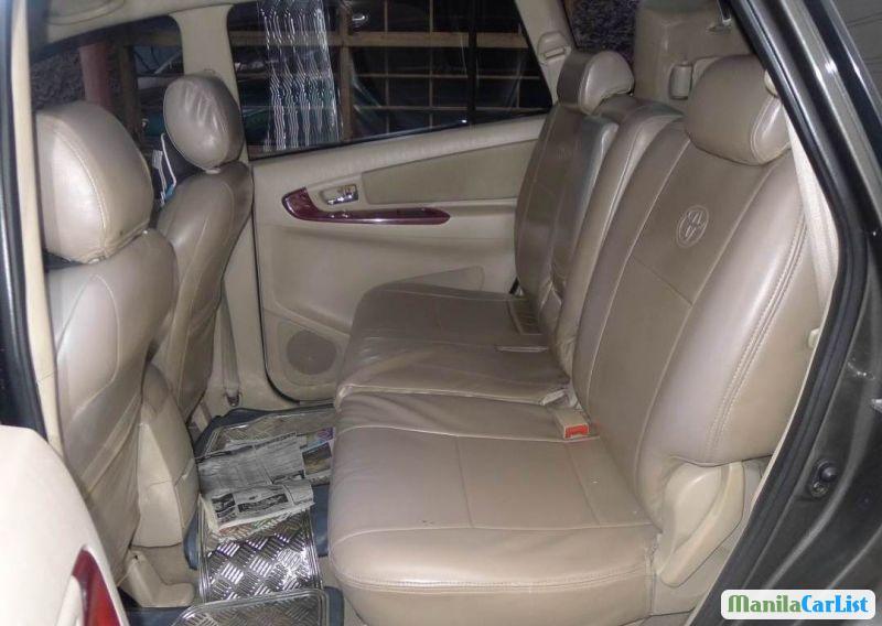 Toyota Innova Automatic 2005 in Philippines