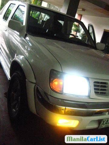 Picture of Nissan Frontier Automatic 2000