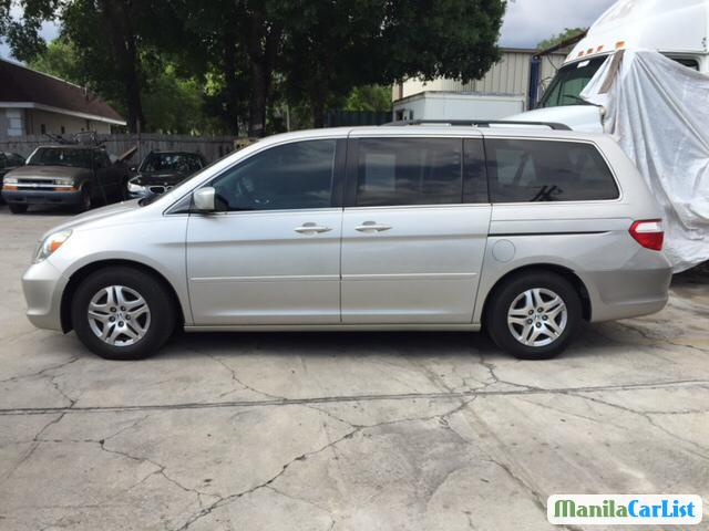 Picture of Honda Odyssey Automatic 2006