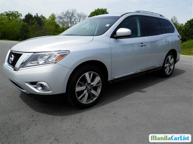 Picture of Nissan Pathfinder Automatic 2013