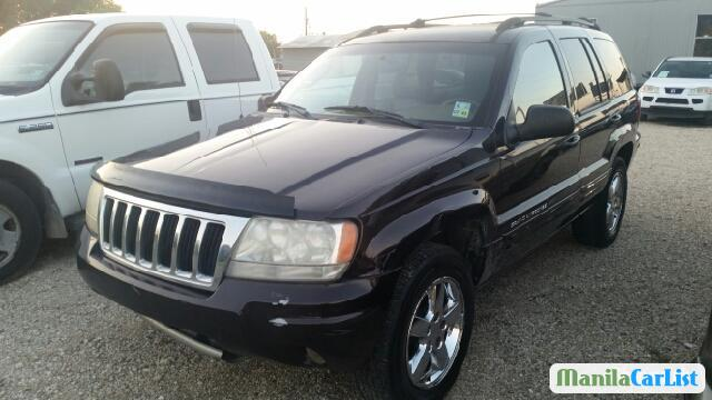 Picture of Jeep Grand Cherokee Automatic 2004