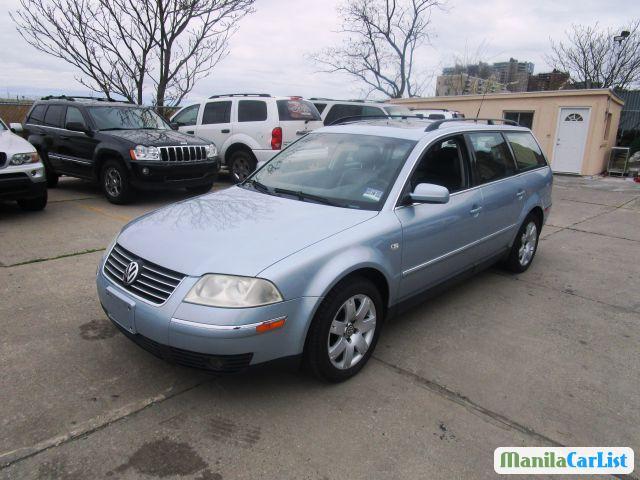 Picture of Volkswagen Passat 2002