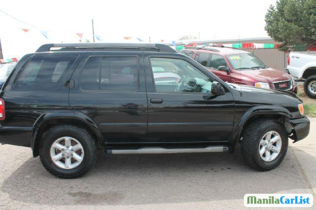 Nissan Pathfinder Automatic 2003 in Philippines