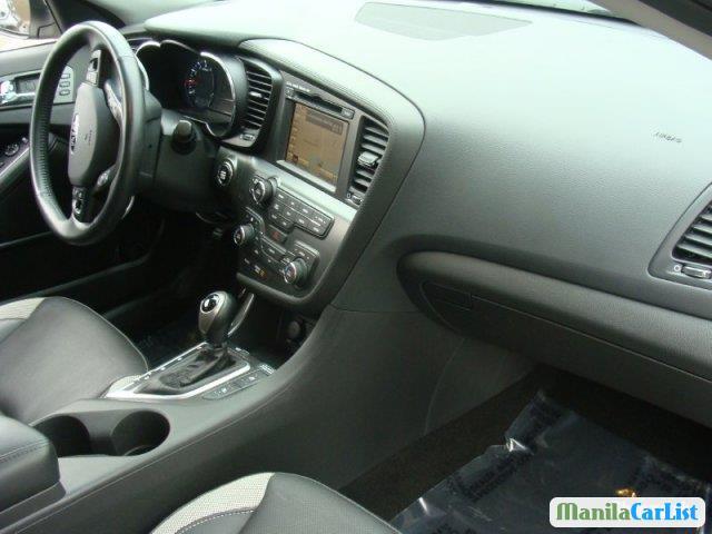 Kia Optima Automatic 2012 - image 8