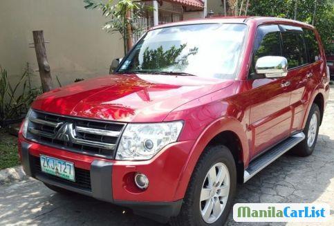 Mitsubishi Pajero Manual 2007 - image 1