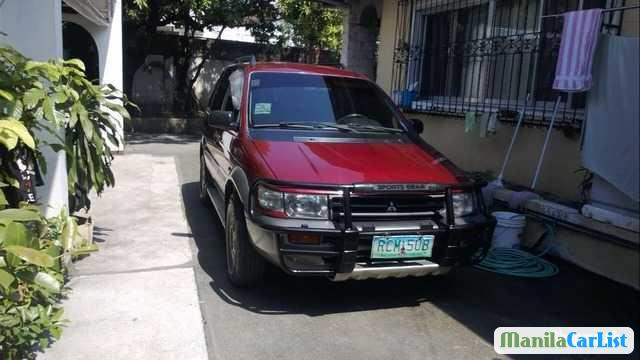 Pictures of Mitsubishi RVR Automatic 2005