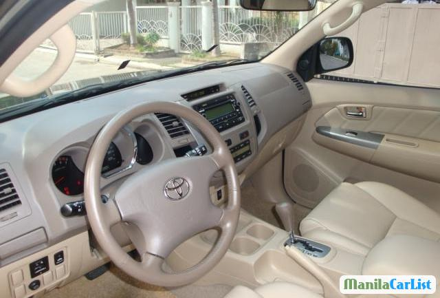 Toyota Fortuner Automatic 2007