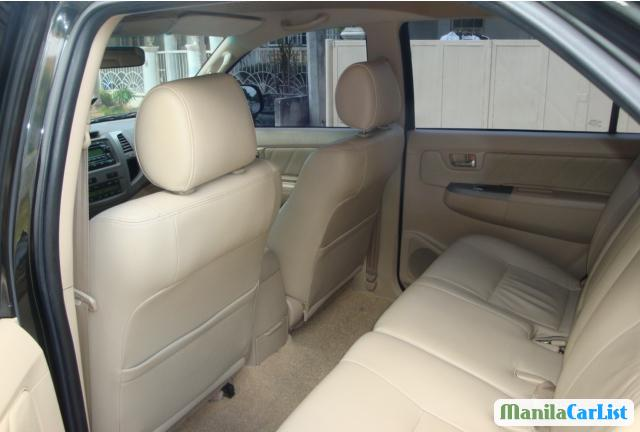 Toyota Fortuner Automatic 2007 in Cavite