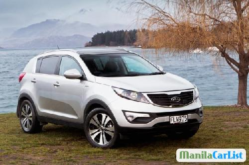 Picture of Kia Sportage Automatic 2012