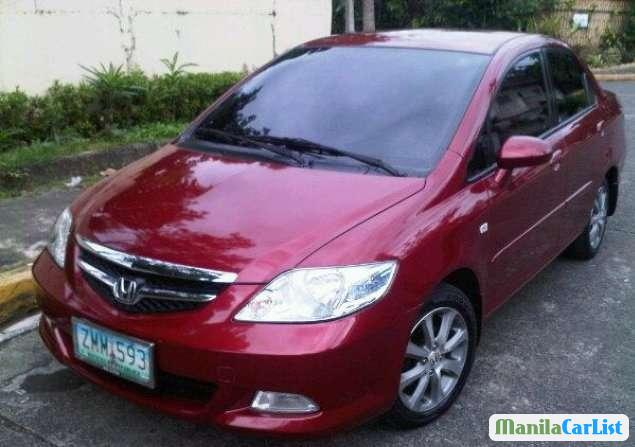 Picture of Honda City Automatic 2015