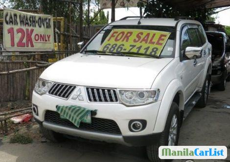 Pictures of Mitsubishi Montero Sport Automatic 2011