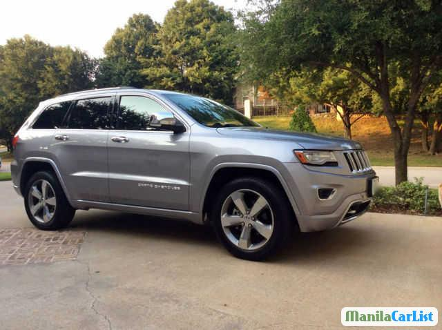 Picture of Jeep Grand Cherokee Automatic 2014