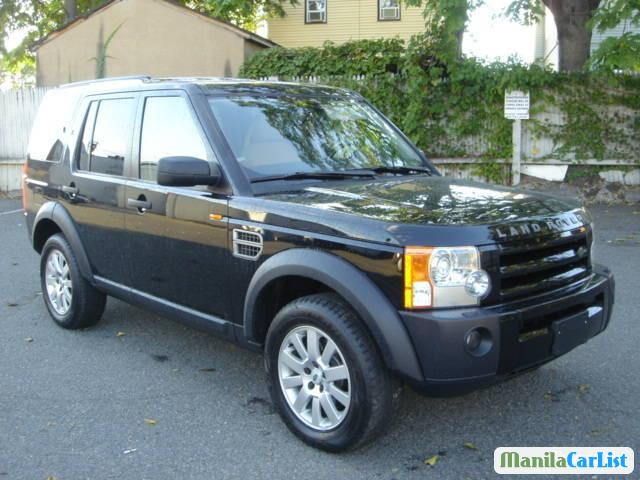 Picture of Land Rover Automatic 2005