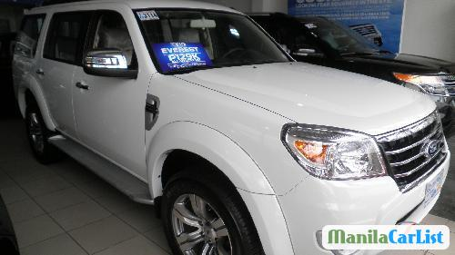 Picture of Ford Everest Manual 2011