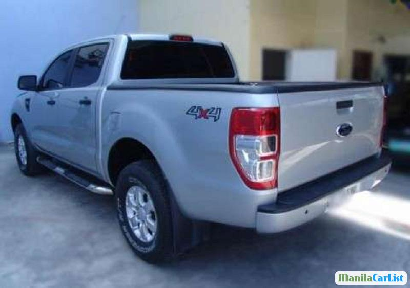Picture of Ford Ranger Automatic 2015 in Philippines