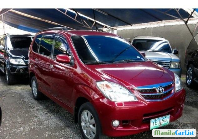 Pictures of Toyota Avanza Automatic 2007
