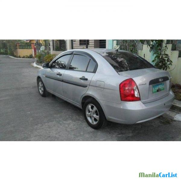 Picture of Hyundai Accent Manual 2016