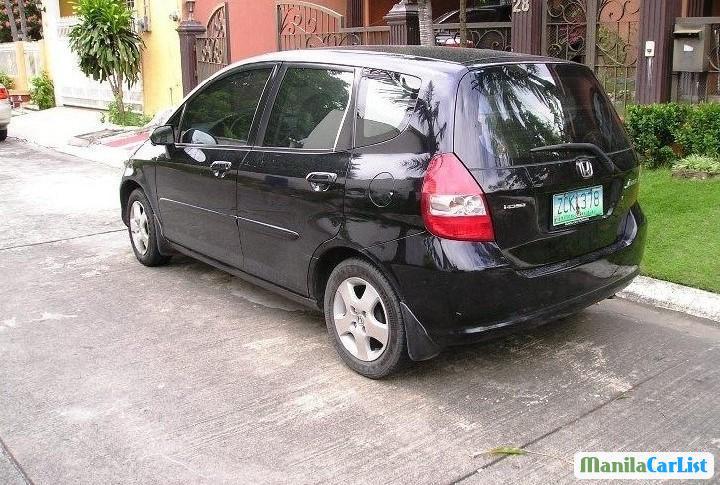 Honda Jazz Automatic 2006 in Batangas