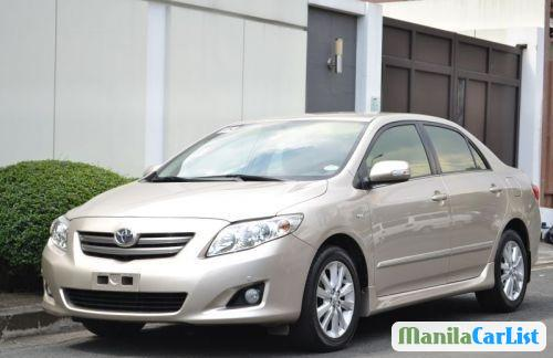 Pictures of Toyota Corolla