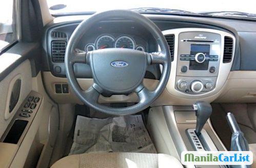 Ford Escape Automatic 2012