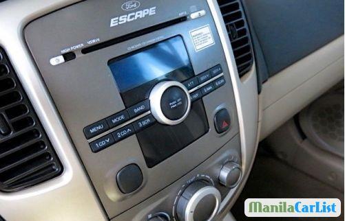 Ford Escape Automatic 2012 in Lanao del Sur