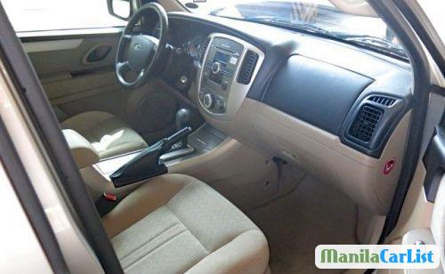 Ford Escape Automatic 2012 in Philippines