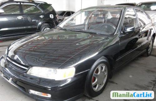 Pictures of Honda Accord Automatic 1994