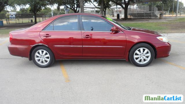 Picture of Toyota Camry Automatic 2002