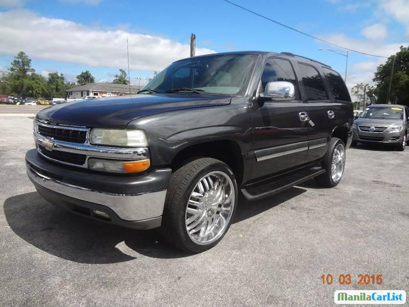 Pictures of Chevrolet Tahoe Automatic 2004