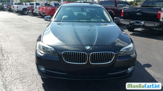 BMW 5 Series Automatic 2012