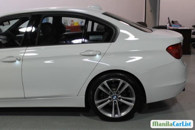 BMW 3 Series Automatic 2012