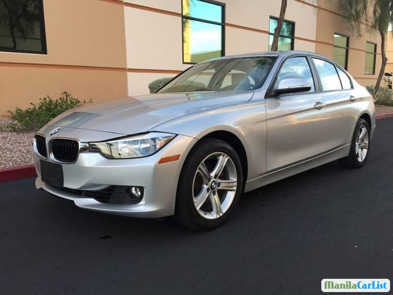 BMW 3 Series Automatic 2012