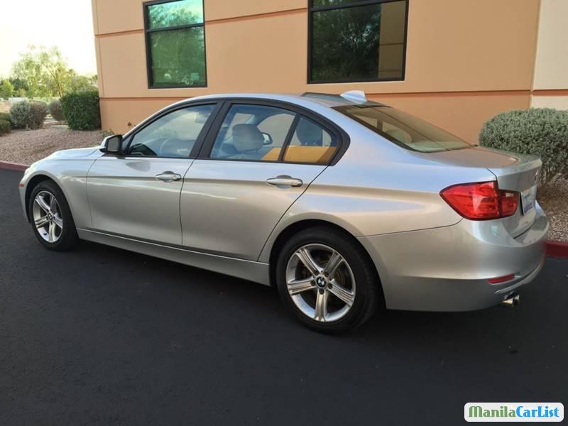 BMW 3 Series Automatic 2012 in Cebu