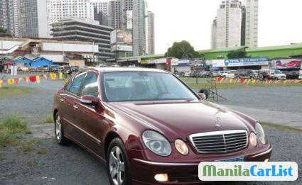 Picture of Mercedes Benz Automatic 2003