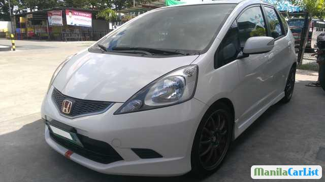 Picture of Honda Jazz Automatic 2010
